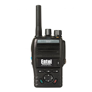 entel dn495 two way radio