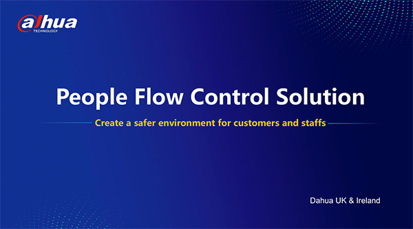people flow control solution document