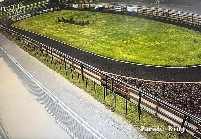 roscommon racecourse cctv